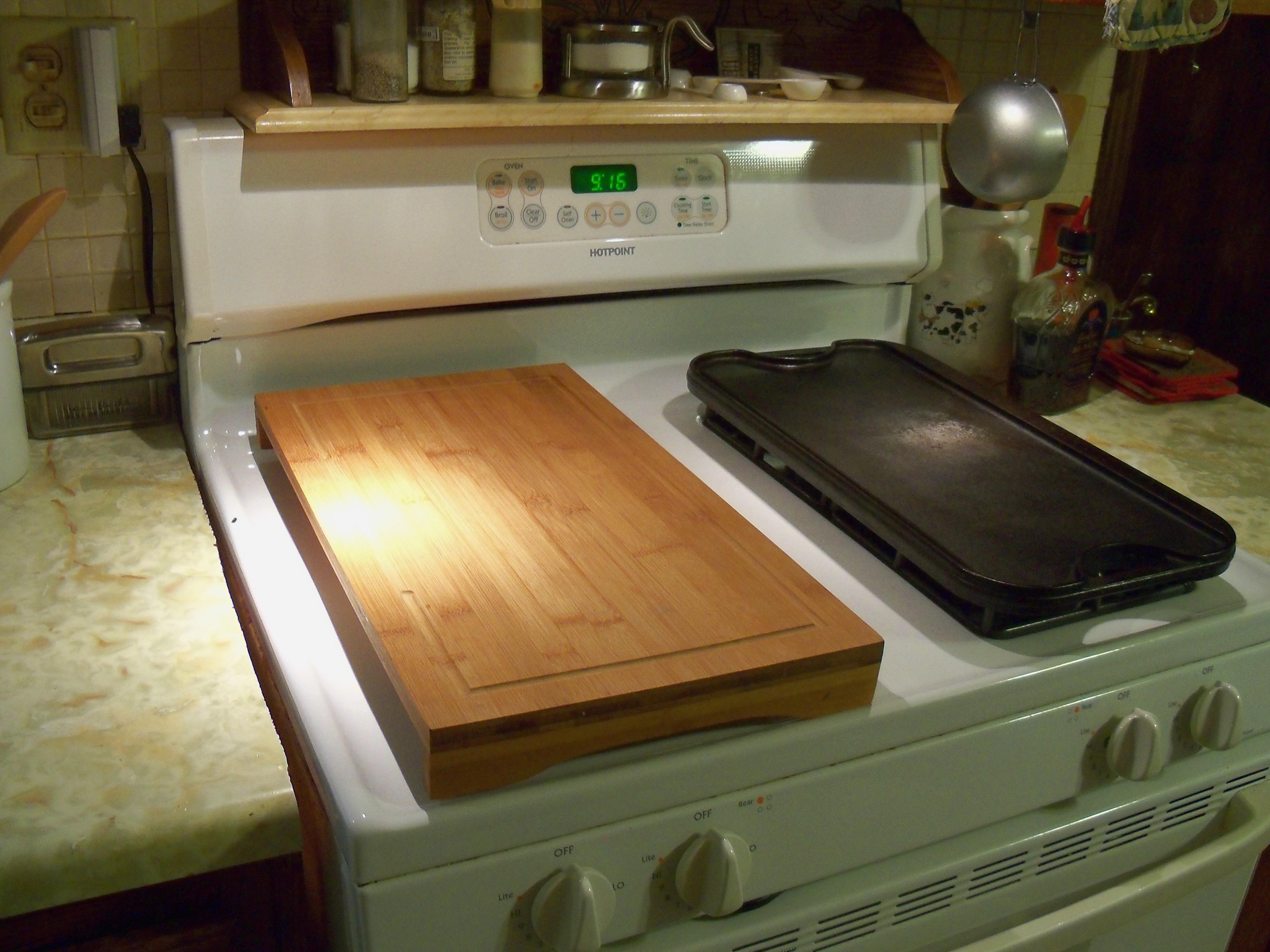 kenmore ceramic top stove manual